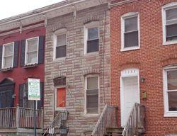 Wicomico St, Baltimore