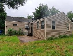 E Lincoln St, Burrton, KS Foreclosure Home