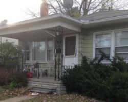 Goulburn St, Detroit, MI Foreclosure Home