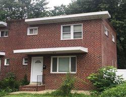 Biddison Ave, Baltimore, MD Foreclosure Home