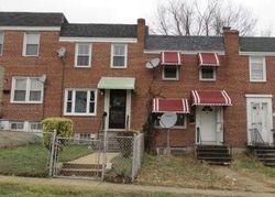 Parkton St, Baltimore