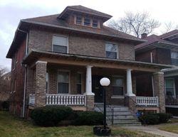 Columbus St, Detroit, MI Foreclosure Home
