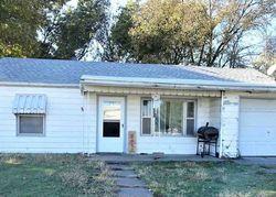 S Poplar St, Douglass, KS Foreclosure Home