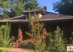 Cherokee Ave, Macon, GA Foreclosure Home