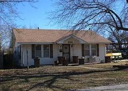 S 2nd St, Tecumseh, OK Foreclosure Home