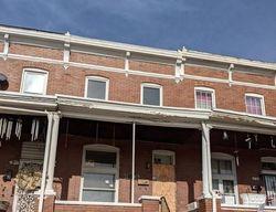 E 28th St, Baltimore, MD Foreclosure Home