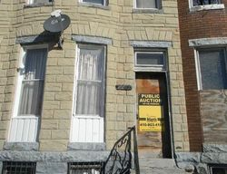 Reisterstown Rd, Baltimore, MD Foreclosure Home