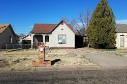 Calhoun St, Clovis, NM Foreclosure Home