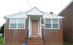Central Ave, Chester, PA Foreclosure Home
