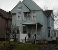 Rogers Ave, Rochester, NY Foreclosure Home