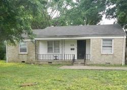 Fallis St, West Memphis, AR Foreclosure Home