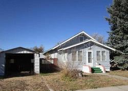 Maple St, Dix, NE Foreclosure Home