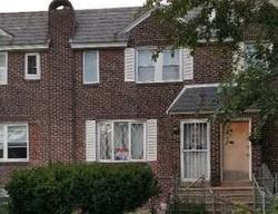 Randolph St, Camden, NJ Foreclosure Home