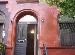 W 123rd St, New York