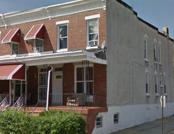 Walbrook Ave, Baltimore, MD Foreclosure Home