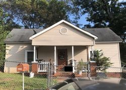 Washington St, Anderson, SC Foreclosure Home