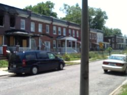 Ridgewood Ave, Baltimore, MD Foreclosure Home
