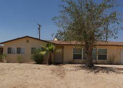 Lee St, Mojave