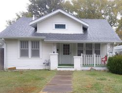 W 6th St, Coffeyville, KS Foreclosure Home
