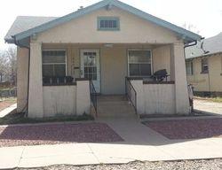 W Evans Ave, Pueblo