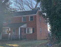 Beaufort Ave, Baltimore, MD Foreclosure Home
