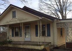 Helton St, Lenoir, NC Foreclosure Home