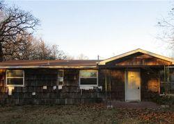 Cedar Dr, Colcord, OK Foreclosure Home