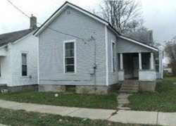 E South St, Shelbyville, IN Foreclosure Home