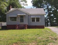 Sumter St, Anderson, SC Foreclosure Home