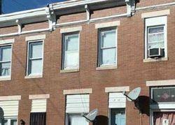 E Monument St, Baltimore, MD Foreclosure Home