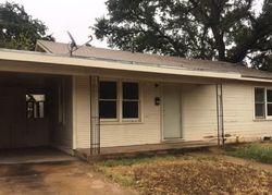 S China St, Brady, TX Foreclosure Home