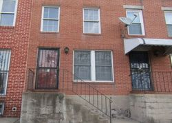 Division St, Baltimore, MD Foreclosure Home