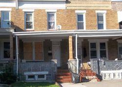 Pelham Ave, Baltimore, MD Foreclosure Home