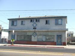 W 90th St, Los Angeles