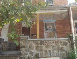 Pulaski Hwy, Baltimore, MD Foreclosure Home