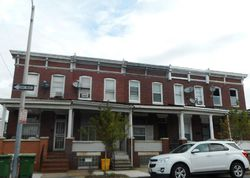 E Madison St, Baltimore, MD Foreclosure Home