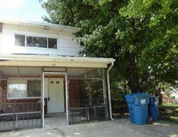 Rose Ln, New Castle, DE Foreclosure Home