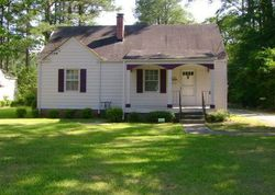 Tarboro St, Rocky Mount, NC Foreclosure Home
