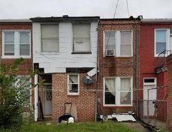 Chilton St, Baltimore, MD Foreclosure Home