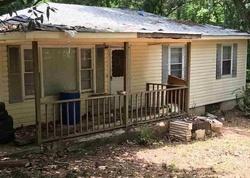 Triune Mill Rd, Thomaston, GA Foreclosure Home