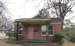 Inez St, Memphis, TN Foreclosure Home