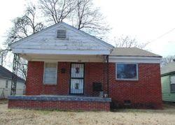 David St, Memphis, TN Foreclosure Home