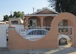 E 83rd St, Los Angeles