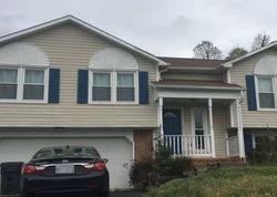 Danielle Dr, Fredericksburg, VA Foreclosure Home