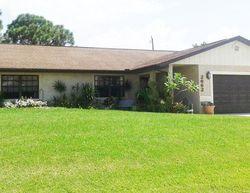 Se Brevard Ave, Port Saint Lucie, FL Foreclosure Home